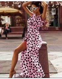 Šaty - kód 0726 - ružová