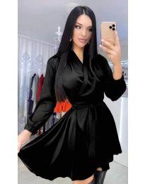 Šaty - kód 5931 - čierná