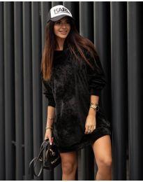 Šaty - kód 4547 - čierná