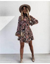 Šaty - kód 248 - 2 - viacfarebné