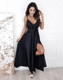 Šaty - kód 2651 - čierná