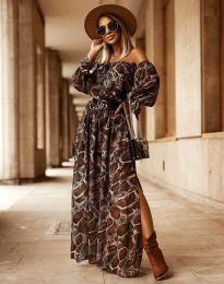 Šaty - kód 2978 - viacfarebné