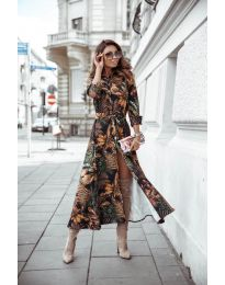 Šaty - kód 7494 - 1 - viacfarebné