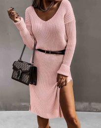 Šaty - kód 6829 - ružová