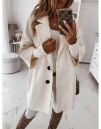 Kabát - kód 413 - biela