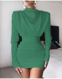 Šaty - kód 8257 - zelená
