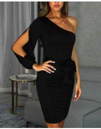 Šaty - kód 0579 - 3 - čierná
