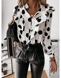 Košeľa - kód 857 - biela