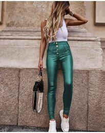 Nohavice - kód 4181 - tmavě zelená