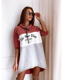 Šaty - kód 9090-1 - farebná