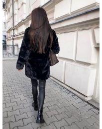 Kabát - kód 187 - čierná