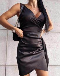 Šaty - kód 4678 - čierná