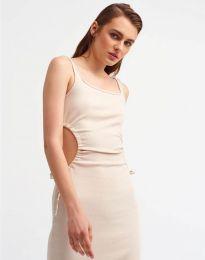 Šaty - kód 1272 - biela