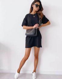 Šaty - kód 2231 - čierná