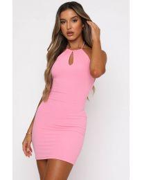 Šaty - kód 11936 - ružová