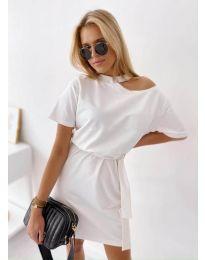 Šaty - kód 022 - biela