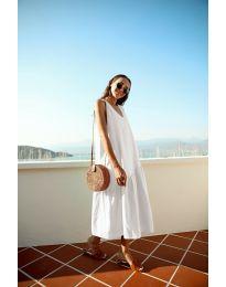 Šaty - kód 8810 - biela