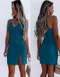 Šaty - kód 8979 - tyrkysová