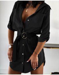 Šaty - kód 976 - čierná