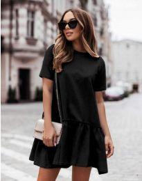 Šaty - kód 11890 - čierná