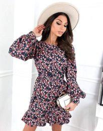 Šaty - kód 8114 - viacfarebné