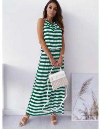 Šaty - kód 1515 - zelená