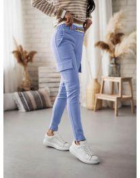 Nohavice - kód 5130 svetlo modrá
