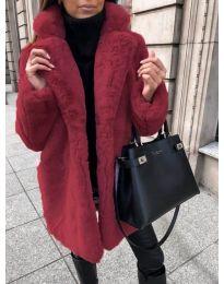 Kabát - kód 187 - bordeaux