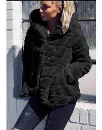 Kabát - kód 9202 - čierná