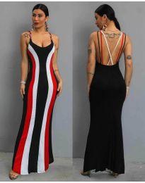 Šaty - kód 1616 - čierná