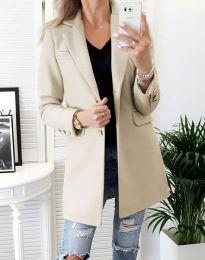 Kabát - kód 4679 - bežová