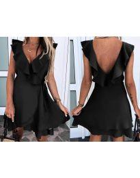 Šaty - kód 7799 - čierná