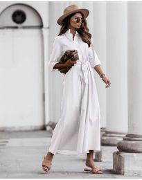 Šaty - kód 0900 - biela
