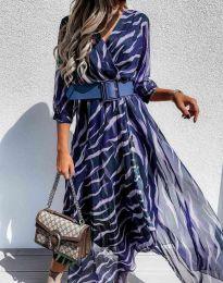Šaty - kód 8250 - viacfarebné