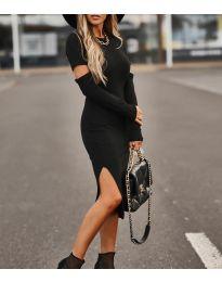 Šaty - kód 2356 - 1 - čierná