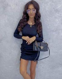 Šaty - kód 2286 - čierná