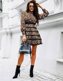 Šaty - kód 35911 - 1 - leopardi