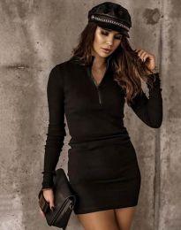 Šaty - kód 4288 - čierná