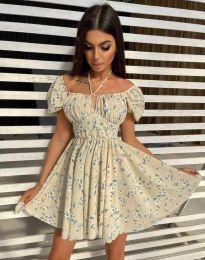 Šaty - kód 5874 - 1 - květinové