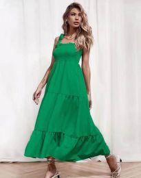 Šaty - kód 1729 - zelená