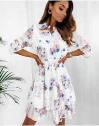 Šaty - kód 8877 - 1 - viacfarebné