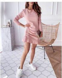 Šaty - kód 832 - ružová