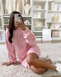 Šaty - kód 2949 - ružová