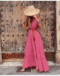 Šaty - kód 0817 - ružová