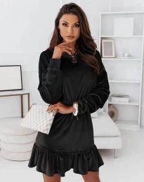 Šaty - kód 0424 - čierná