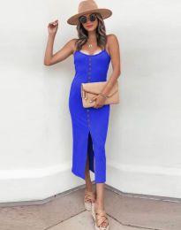 Šaty - kód 8841 - modrá