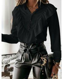 Košeľa - kód 9032 - čierná