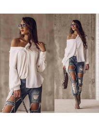 Košeľa - kód 2300 - biela