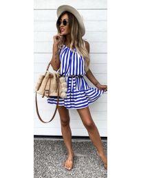 Šaty - kód 038 - viacfarebné