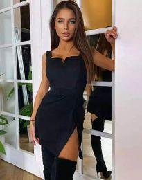 Šaty - kód 3300 - 1 - čierná